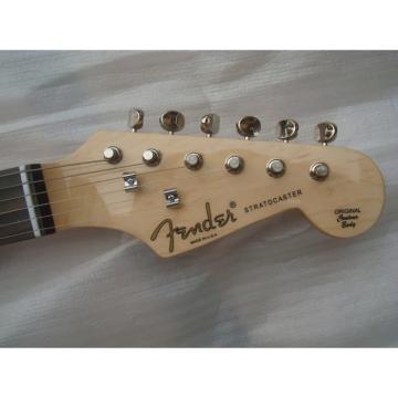 Custom American Fender Jimi Hendrix Electric Guitar