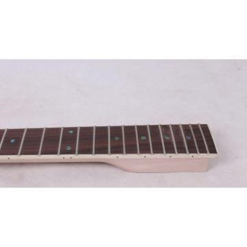 Custom 6 String Unfinished Electric Guitar Neck