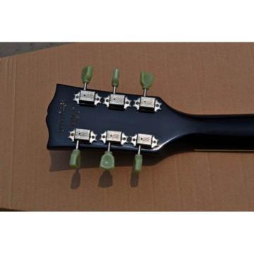 Custom 1960 LP Matt Black VOS Electric Guitar