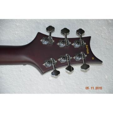 Custom 24 Frets Paul Reed Smith Robot Blue Electric Guitar