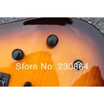 Custom  Washbn XM Flame Maple Veneer Electric Guitar