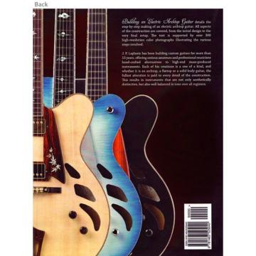 Building an Electric Archtop Guitar