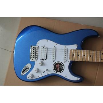 American Fender Blue FSR Lipstick Stratocaster Electric Guitar