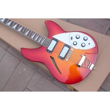12 Strings Rickenbacker 381 Fireglo Electric Guitar