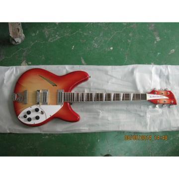 Custom Shop Rickenbacker Fireglo Cherry 360 Guitar