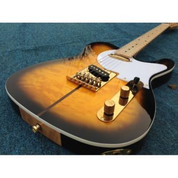 Custom Shop Tuff Dog Natural Merle Haggard Telecaster Electric Guitar