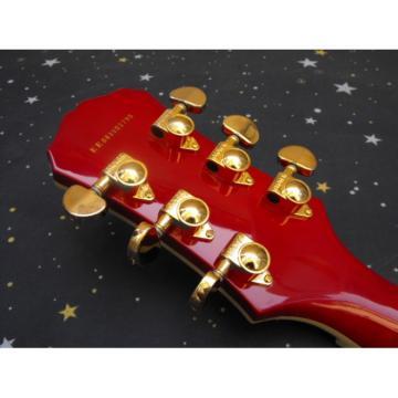 Custom Shop Red Epi LP Electric Guitar