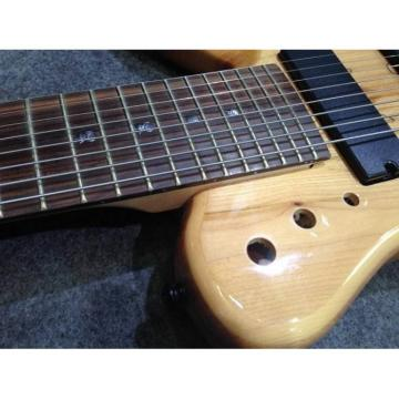 Custom Shop Languedoc Electric Guitar Deadwood 8 String