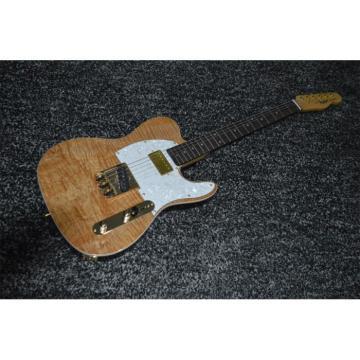 Custom Shop Fender Dead Wood Telecaster Electric Guitar Contour Body