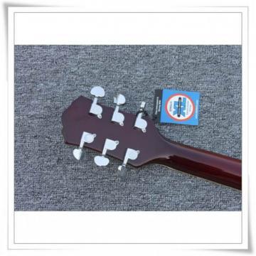 Custom Shop Cherry Sunburst LP Electric Guitar