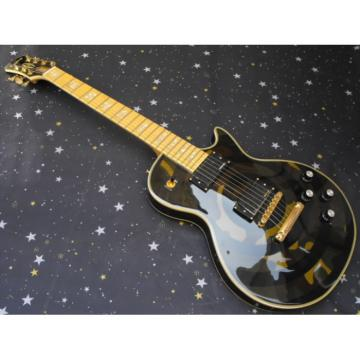 Custom Shop Camouflage Military Epi LP Electric Guitar