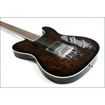 Custom Shop 6 String Telecaster Special Wood Electric Guitar