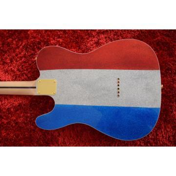 Custom Shop 6 String Buck Owens Telecaster Electric Guitar Wilkinson Parts