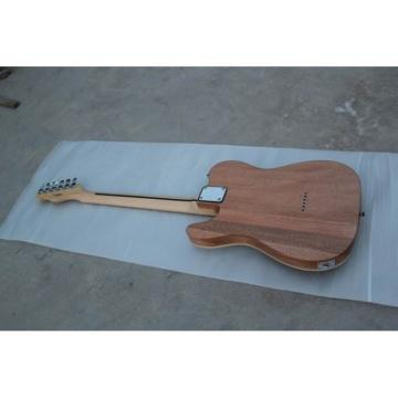 Custom Fender Deadwood Varnish Telecaster Electric Guitar