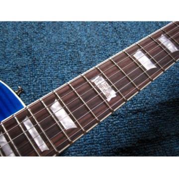 Custom Built Manhattan Midnight Standard LP 6 String Electric Guitar
