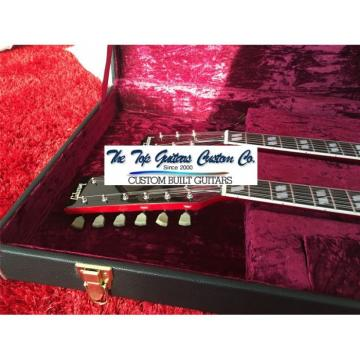 Custom Shop Double Neck Jimmy Page Black Hard Case