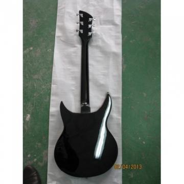 Custom Shop Rickenbacker 325 Jetglo Guitar
