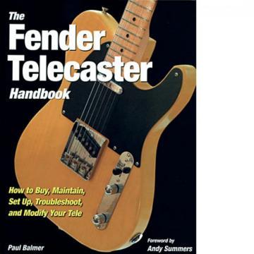 The Fender Telecaster Handbook