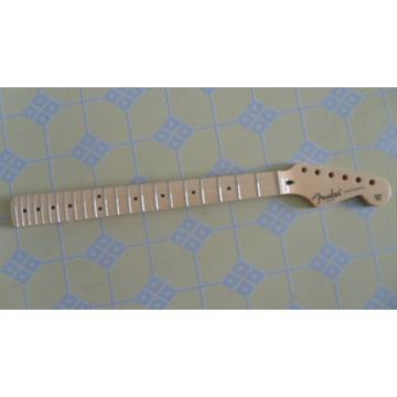 Fender Stratocaster Maple Unfinished Fretboard