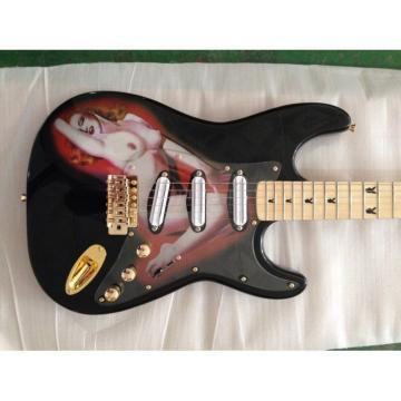 Marilyn Monroe Fender Stratocaster Playboy Guitar