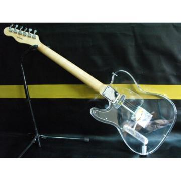 Custom Shop White Fender Acrylic Telecaster Guitar