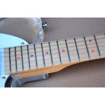 Custom Shop Multi Color Led Lights Acrylic Telecaster Fender Guitar