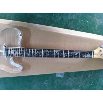 Custom Shop Multi Color Led Lights Acrylic Stratocaster Fender Guitar