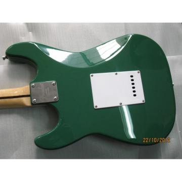 Custom Shop Fender Stratocaster Green Guitar