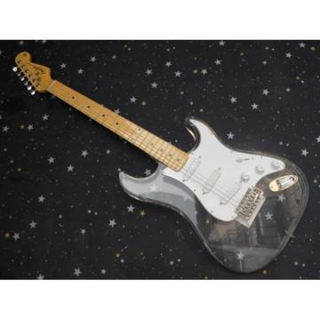 Custom Shop Fender Acrylic White Stratocaster Guitar