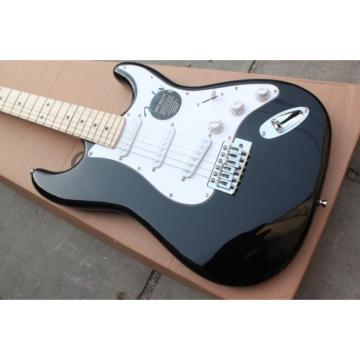 Custom Shop Black Fender Eric Clapton Stratocaster Guitar
