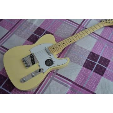 Custom Fender American Standard Telecaster Cream Guitar