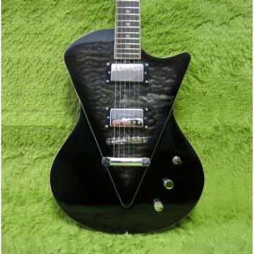 Custom Shop Music Man Gray Burst Trans Armada Ernie Ball Guitar