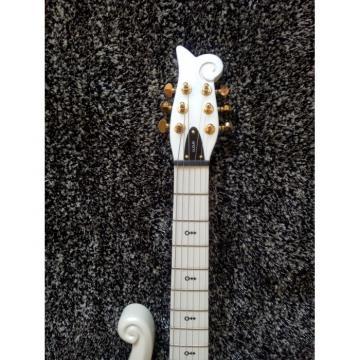 Custom Shop White Prince 6 String Cloud Guitar Left/Right Handed Option