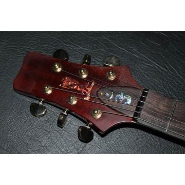 Custom Paul Reed Smith Supreme Red Guitar