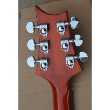 Custom Paul Reed Smith Flame Maple Top Autumn Glow Guitar