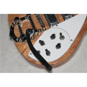 Custom Shop Rickenbacker Natural Guitar