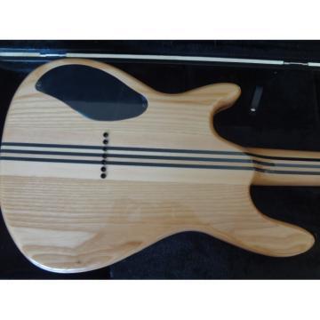 Custom GTM 7 Gothic Figured Red and Black Ash Top Mayones Guitar Japan Parts Katatonia