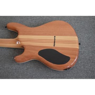Custom Built Regius 7 String Denim Teal Maple Top Guitar Mayones Japan Parts