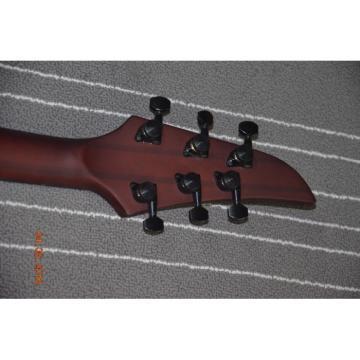 Custom Built Regius 6 String Dark Green Matte Finish Duvell Bolt On Mayones Guitar