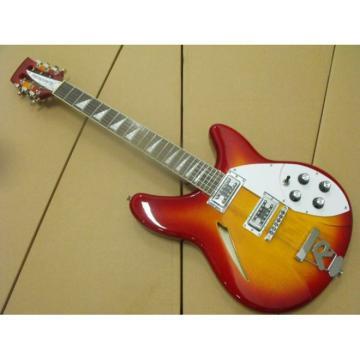 Custom Shop Rickenbacker 330 12 Strings Guitar