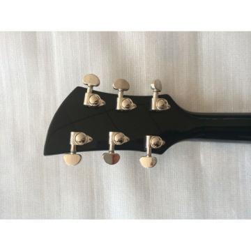 Custom Shop Rickenbacker 325 Jetglo Guitar with Authorized Bigsby