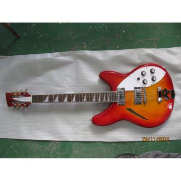 Custom George Beauchamp Rickenbacker Cherry 360 Guitar