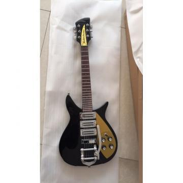 Custom Rickenbacker 325 Jet Black John Lennon Guitar