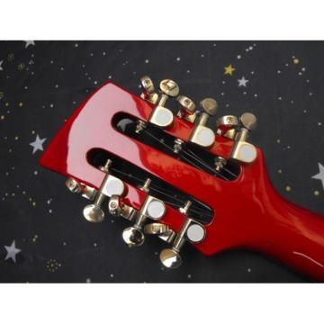 Custom 2 Pickups Fireglo Rickenbacker 360  Guitar
