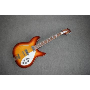 12 Strings Rickenbacker 360  2 Pickups Heritage Vintage Guitar