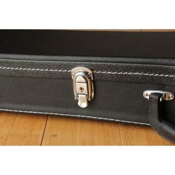 Custom Hofner Hard Case Black Color