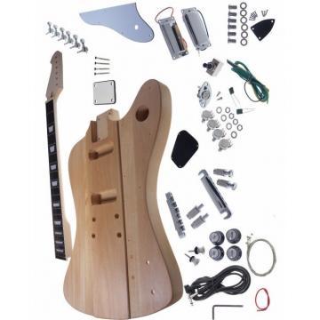 Custom Built Unfinished guitarra Firebird Guitar Kit