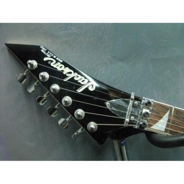 Custom Shop Jackson Soloist Pelham Blue Guitar
