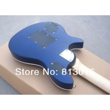 Custom Shop EVH Peavey Electric Guitar Blue Quilt Flame