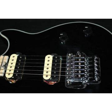 Custom Shop EVH Wolfgang Black Floyd Rose Vibrato Electric Guitar